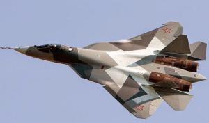 Sukhoi t 50